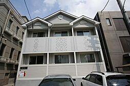 福岡県福岡市南区塩原2丁目の賃貸アパートの外観
