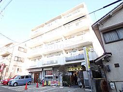 兵庫県神戸市灘区高徳町6丁目の賃貸マンションの外観