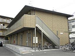 コンフォールヴィル木田元宮[0203号室]の外観