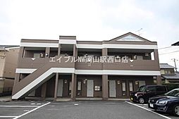 Studio Enchate公園前[2階]の外観