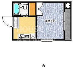 The Third Floor[301号室号室]の間取り