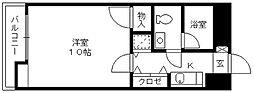 ローズガーデン[2階]の間取り