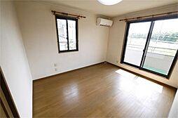 2階南東の洋室...