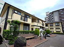 サンビレッジ東大阪[1階]の外観