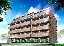 プレール・ドゥーク西新宿[110号室号室]の外観