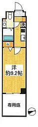 ラグジュアリーアパートメント品川シーサイド[104号室]の間取り