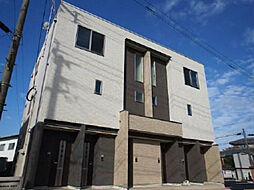 福岡県糟屋郡粕屋町花ヶ浦4丁目の賃貸アパートの外観