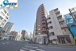グリフィン横浜・桜木町拾壱番館[302号室]の外観