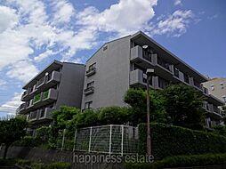 サニーヒル新百合[4階]の外観