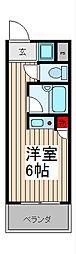 ステージコート浦和常盤[3階]の間取り