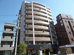 セレッソコート上本町EAST (F1タイプ)[10階]の外観