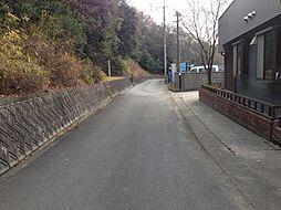 南向き 道路