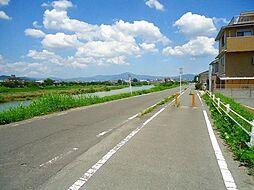 桂川サイクリン...