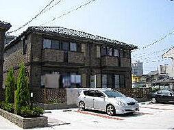 アヴァンセ八幡B[2階]の外観