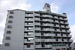 ライオンズマンションキャンパスシティ香椎[7階]の外観