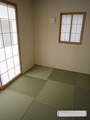 モダンな琉球畳