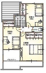 2階間取り図(...