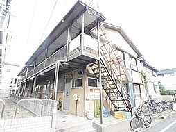 タチバナ荘 西棟[203号室]の外観