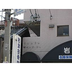 愛知県岡崎市岩津町字申堂の賃貸マンションの外観