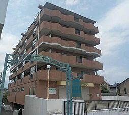 神奈川県南足柄市沼田の賃貸マンションの外観