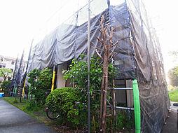千葉県柏市松葉町1丁目の賃貸アパートの外観