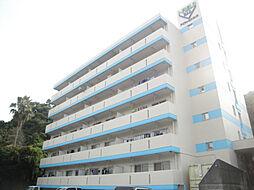愛媛県伊予郡砥部町川井の賃貸マンションの外観