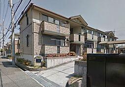 ガーデンハウス明正B棟[1階]の外観