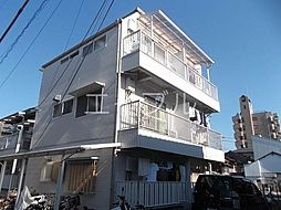 ハウス六本木[3階]の外観