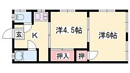 丸山駅 1.9万円