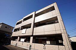 レジデンス梶ヶ谷[1階]の外観