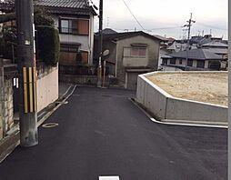 車通りの少ない...