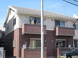 エンド−ル安井[2階]の外観