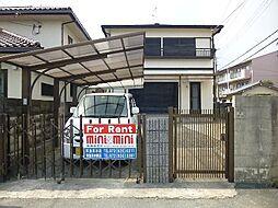 [一戸建] 大阪府茨木市中村町 の賃貸【/】の外観