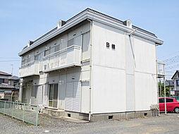 ハイツフォーティーンB[2階]の外観