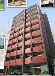ブライズ亀戸[4階]の外観