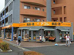 埼玉県川口市長蔵2丁目の賃貸アパートの外観