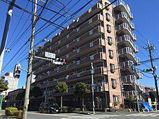 鉄筋コンクリート造8階建て5階部分周囲が拓けているので日当たり眺望良好です。