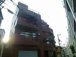 レジデンストーア[3階]の外観