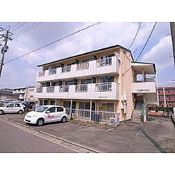 福岡県久留米市東合川3丁目の賃貸アパートの外観