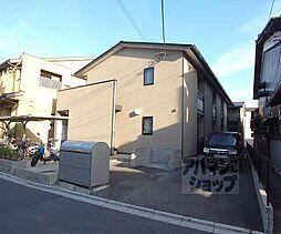 京阪宇治線 観月橋駅 徒歩5分の賃貸アパート