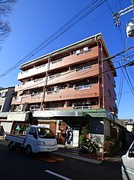 阪東ハイツ[2O2号室号室]の外観