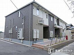 名鉄西尾線 吉良吉田駅 5.2kmの賃貸アパート