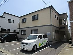 福岡県大野城市瓦田1丁目の賃貸アパートの外観