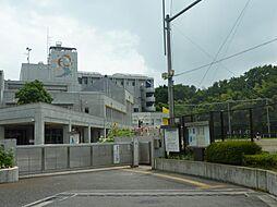 鶴川中学校まで...