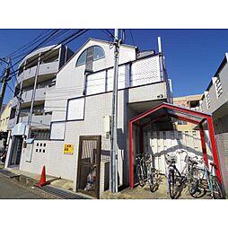 奈良県奈良市南紀寺町の賃貸マンションの外観