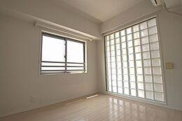 各居室2面採光で明るいお部屋です