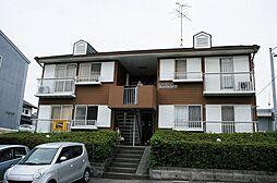 愛知県名古屋市緑区徳重5丁目の賃貸アパートの外観