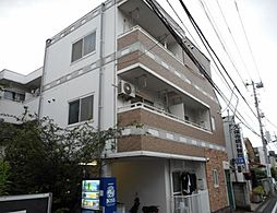 東京都練馬区上石神井3丁目の賃貸マンションの外観