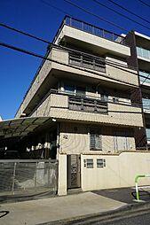 東京都北区赤羽北3丁目の賃貸アパートの外観