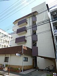 上繁マンション[2階]の外観